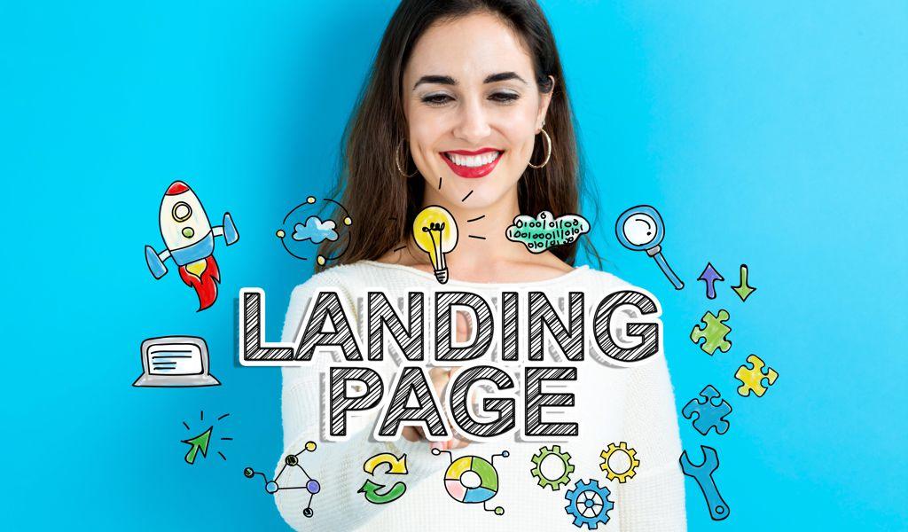 Τι είναι η σελίδα προορισμού, landing page