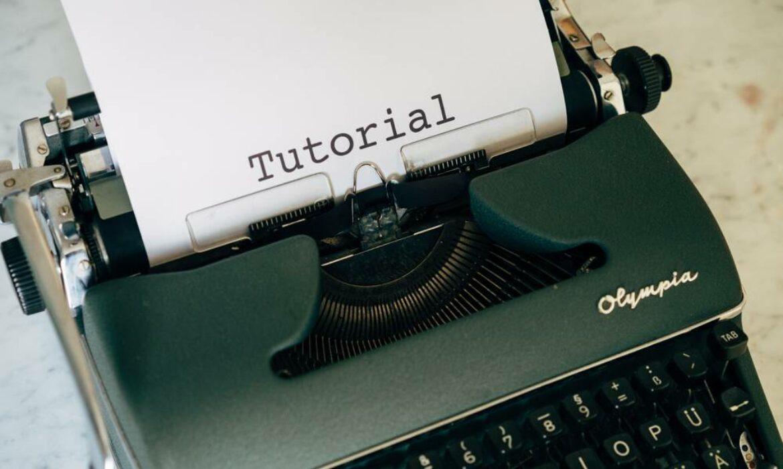 Δημιουργία Άρθρων – Οδηγιών